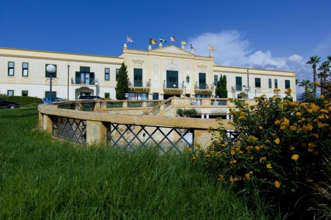 Delfino Beach Hotel Sicilia