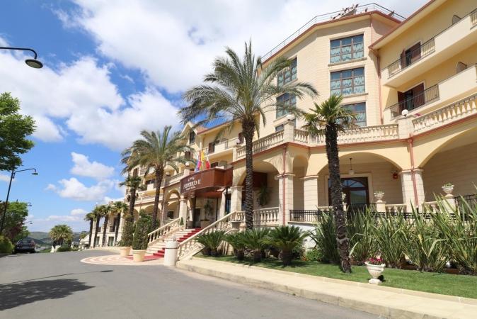 Federico II Palace Hotel Sicilia