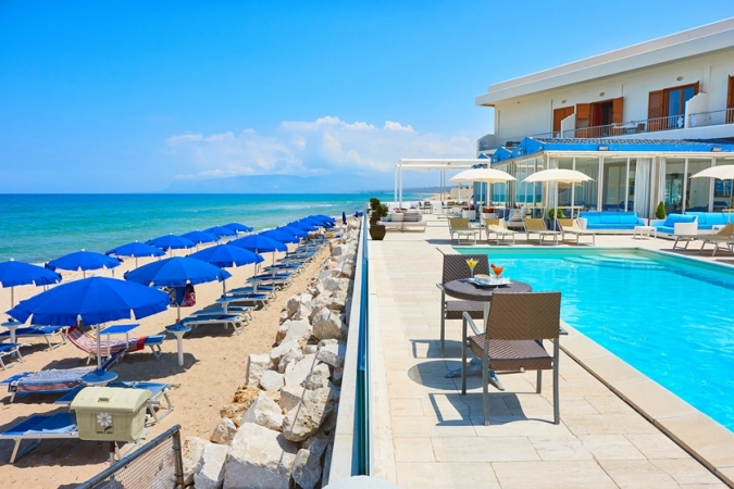 Hotel La Battigia Sicilia
