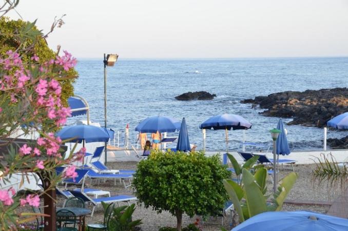 Sporting Baia Dependance Villa Athena Sicilia