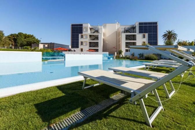 Seawater Hotels & Medical SPA Sicilia