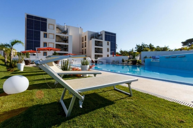 SeaWater Hotels**** - Wellness with love Benessere