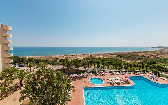 Paradise Beach Resort****  Week-End Maggio