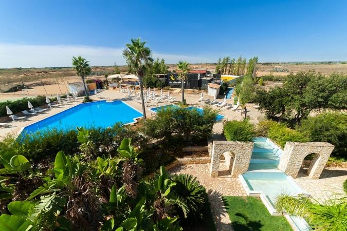 Zahira Resort**** Prenota Prima Sicilia