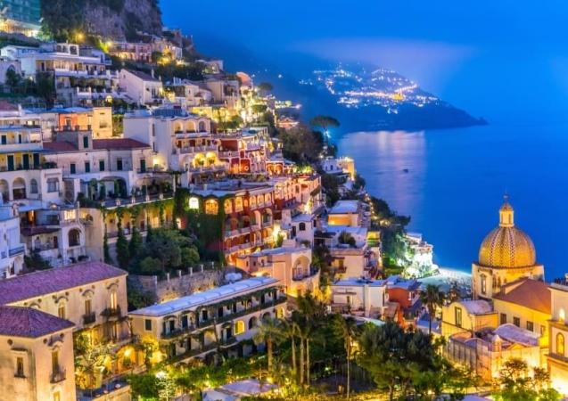 Tour Campania 8 giorni Tour Campania